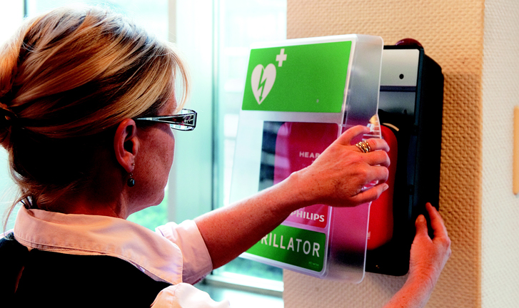 /Content/images/Kasten/Philips AED Heartstart HS-1 M5066A in wandkast.jpg